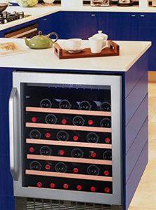 Cave à vin encastrable Avintage ACI-AVI573E (50 bouteilles)