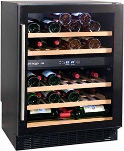 Cave à vin encastrable Avintage ACI-AVI575E (50 bouteilles)