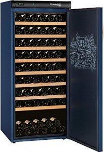 Cave à vin Climadiff ACI-CLI458TC (180 bouteilles)