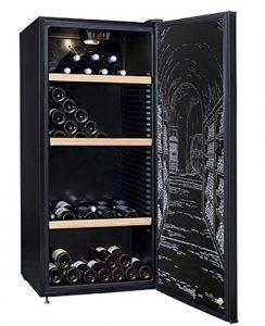 Cave à vin Climadiff CLPP137 (137 bouteilles)