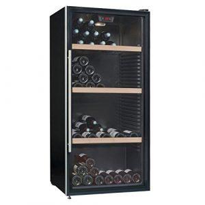 Climadiff CLPG137 – refroidisseurs à vin (Autonome, Noir, 8 – 18 °C, N, C, Noir)