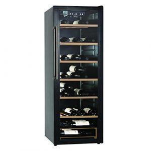 Continetal-edison cecwc100 – cave a vin de service – 100 bouteilles – pose libre – classe d – l 50 x h 142 cm
