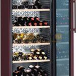 Liebherr WKt 5552 GrandCru – refroidisseurs à vin (Autonome, Marron, SN-T, A, Acier inoxydable, Droite)