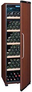 La Sommelière CTPE230A+ – refroidisseurs à vin (Autonome, Bois, 5 – 20 °C, SN-ST, A+, Wood/Black)
