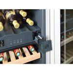 Liebherr Ewtdf 3553 Vinidor Cave à Vin 80 bouteilles Classe: A