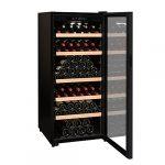 Cave à vin de vieillissement La Sommelière CTV177B par FRIO | 165 bouteilles – Température entre 5°C et 20°C | Design contemporain