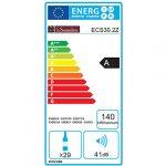 Cave à vin de mise à température La Sommelière ECS30.2Z par FRIO | 29 bouteilles – Deux zones de températures | Classe Énergétique A