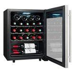 Cave à vin de mise à température LS24A — La Sommelière — Pour stocker vos bouteilles de vin dans les meilleures conditions sans perdre sa qualité à la dégustation