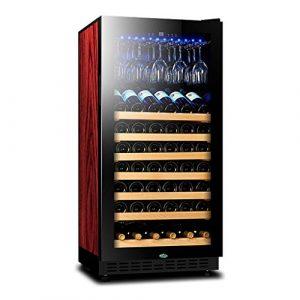 even Refroidisseur/Refroidisseur de vin thermoélectrique Polyvalent, réfrigérateur à vin, contrôle de la température Tactile
