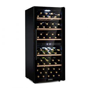 Klarstein vinamour • Cave • Réfrigérateur pour vin Barossa 102d