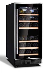 Refroidisseurs de vin Husky Signature Dual Zone Noir