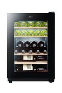 Haier WS25GA refroidisseur à vin – refroidisseurs à vin (Autonome, Noir, 6-18 °C, N, A, LED)