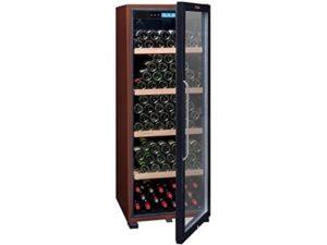 La Sommelière CTVE 186A – refroidisseurs à vin (Autonome, Bois, 5-20 °C, A, Transparent, Noir)
