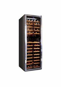 Datron   Cave à Vin 170 bouteilles bordelaises, 1 température