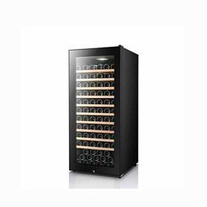 Hexiao 120 Bouteilles de vin Cooler, réel Cave à vin, vin autoportant Réfrigérateur, Cave à cigares, 360 degrés;température constante moisturizing- Refroidisseur de vin Mute YMIK xiao1230