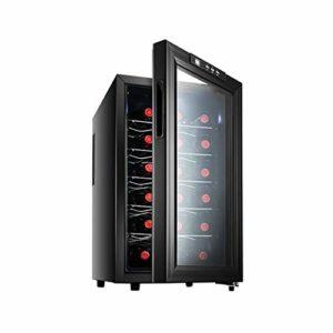 Hexiao 6-Couche température constante Cave à vin Cave à vin Bar Commercial Petit Ménage thé électronique Réfrigérateur YMIK xiao1230