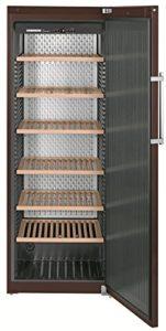 Liebherr WKT 5551 – refroidisseurs à vin (Autonome, Marron, 5 – 20 °C, Marron, SN-T, A+)